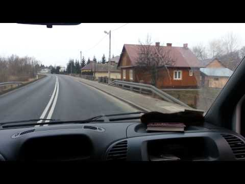 Traveling in rural Poland