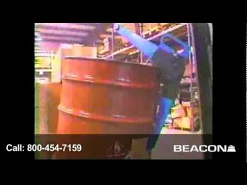 0 Beacon World Class Crane Hoist Drum Lifters 800 454 7159