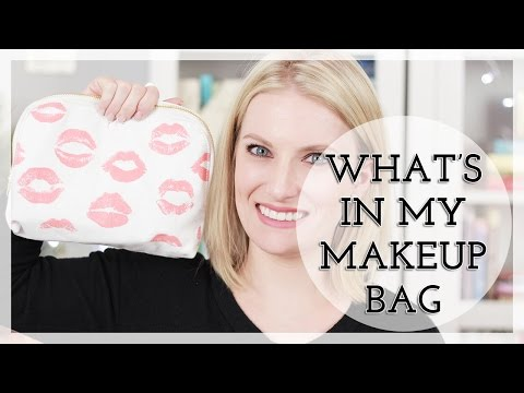 What's In My Makeup Bag! ♡ pretty shiny sparkly