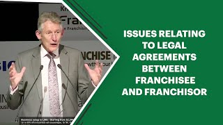 Issues relating to legal agreements