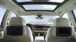 Bmw 5er GT / BMW 5-series GT 2010 commercial