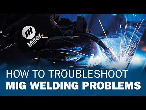 Miller Millermatic MIG Welding Troubleshooting