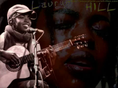Lauryn Hill. I get out.. MTV unplugged