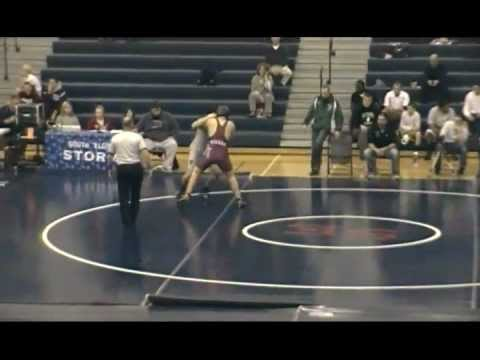 @@@2012 - 1st TIME WRESTLING at 220lbs - ZACK AGUNOD - BOYLAN CATHOLIC HIGH SCHOOL @@@