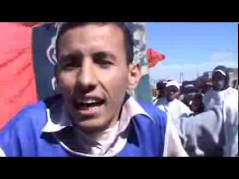 مظاهرات أزرار modaharatاحد سكان منطقة جماعة ازرار  يتكلم عن معاناة سكان المنطقة