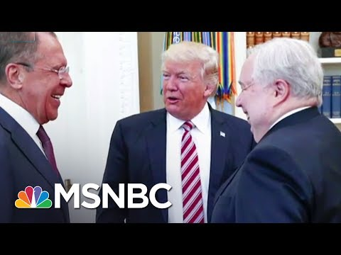 Russia Enjoying Great Success With Donald Trump In White House | Rachel Maddow | MSNBC