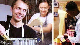 Re-Creating the Cheesiest French Potato Dish (Aligot)