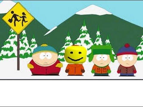 Misc Cartoons - South Park - Cartman Waterpark Song