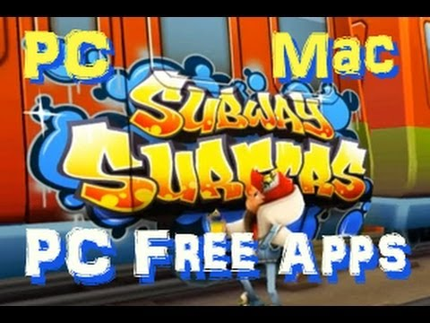 Subway Surfers PC (Windows 7/8/XP/Mac) Download Free Apps