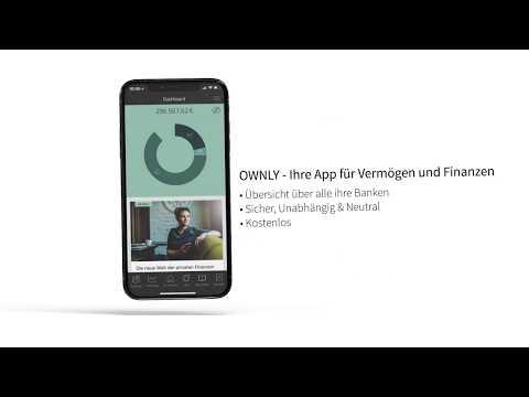 OWNLY - Ihre App für Vermögen und Finanzen