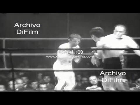 DiFilm - Horacio Accavallo derrota a Hiroyuki Ebihara 1966