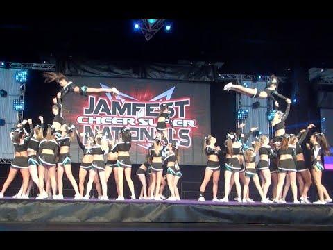 JAMfest Cheer Extreme ONYX 2014