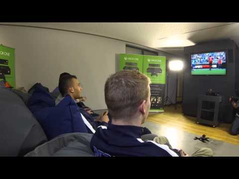 Xbox Showmatch Hertha BSC - Teil 1