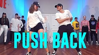 "Download Lagu Ne-Yo ft. Bebe Rexha, Stefflon Don ""PUSH BACK"" Choreography by Daniel Fekete Gratis STAFABAND"