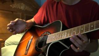 Fender T-Bucket 300CE acoustic guitar review