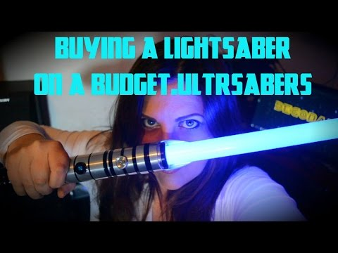 Buying a lightsaber on a budget - Ultrasabers review
