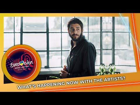 Eurovision 2017 | What's happening now with the artists?