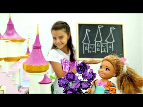 Мультики для девочек - Волшебные рисунки для Штеффи - Видео про кукол