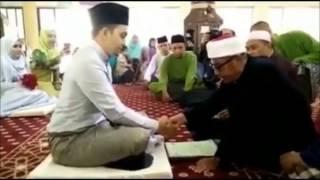 "Akad nikah Mohd Najib ""aku terima DERMA.."""