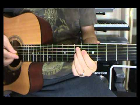 Open Tuning B-E-B-E-B-E Acoustic Guitar Lesson With Scott Grove