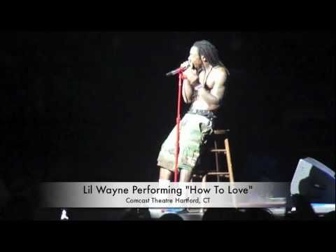 Lil Wayne - How To Love (live Concert Performance) video
