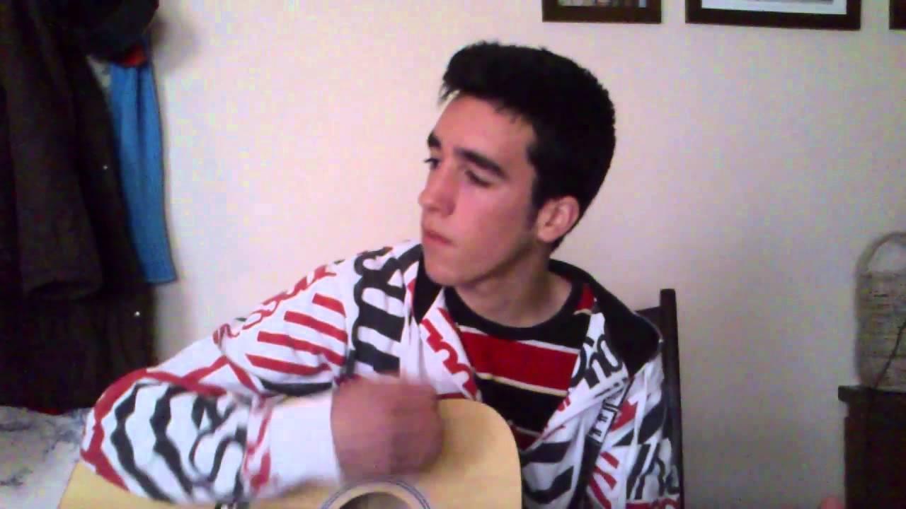 Melendi mi primer beso cover youtube for Melendi mi jardin con enanitos