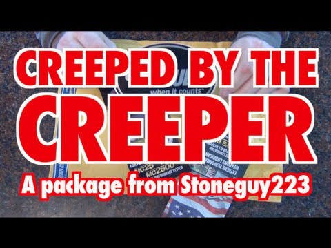 Creeped By The Creeper: A Package From Stoneguy223