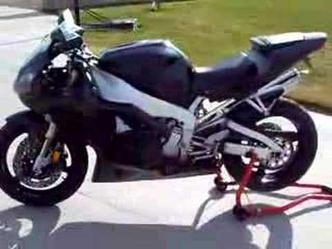 CUSTOMIZED!!! 2000 YAMAHA YZF-R1 CROTCH ROCKET PRISTINE!!! Video