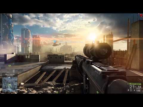 Battlefield 4 AMD Radeon HD 7870 XT 1440p test