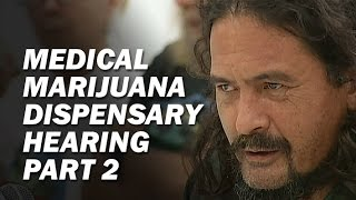 Medical Marijuana Dispensary Hearing in Hilo (2 of 2)