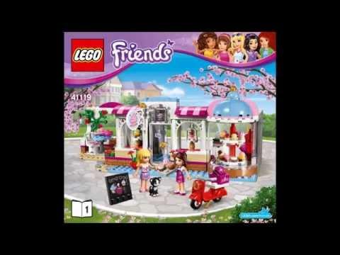 Harga Lego Friends Cafe 08 Kedai Grosiran