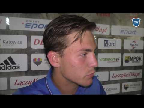 GKS Katowice - Baník 3:1. Zápas pohledem Matěje Helešice