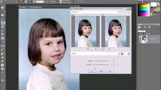 Restoring Faded Photos video tutorial