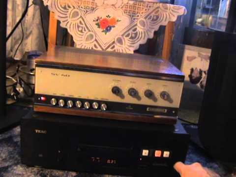 Grundig SV 40 (amplifier)