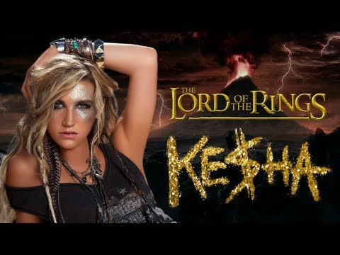 "Lord of the Rings ""Die Young"" by Ke$ha Parody"