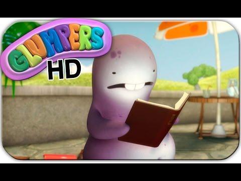 Glumpers HD - ep.41 LOS LIBROS LLEVAN ALTO. Dibujos comicos