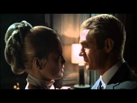 The Thomas Crown Affair (1968) trailer