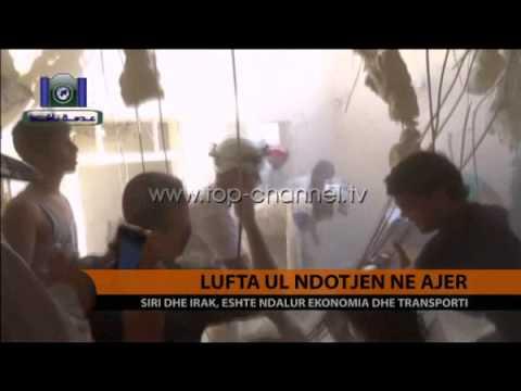 Lufta ul ndotjen në ajër - Top Channel Albania - News - Lajme