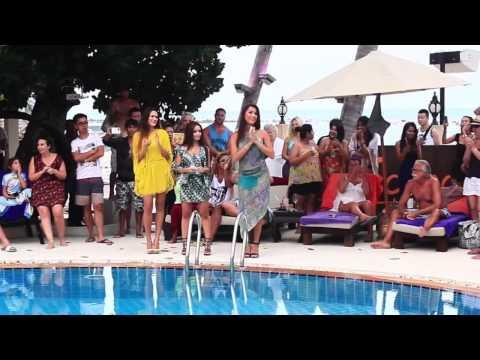 Les Marseillais en Thailande - Miss Koh Samui 2015