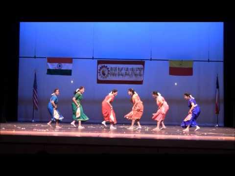 Karnataka Kannada Balukthalamma Kavari Folk Dance video