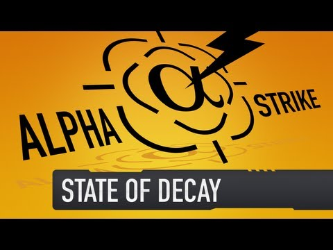 Alpha Strike - State of Decay