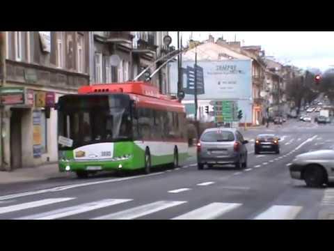 Trolejbusy W Lublinie