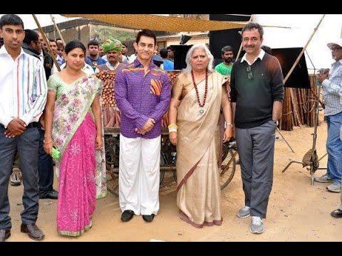 pk peekay movie locations Aamir khan