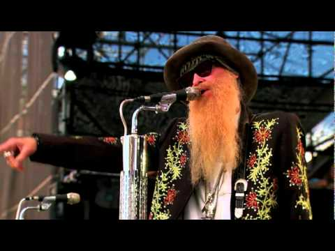 ZZ Top Live at Crossroads Eric Clapton Guitar Festival 2010 Music Videos