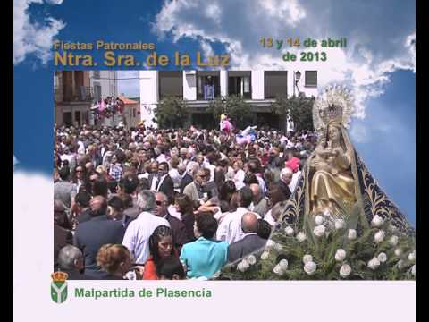 Fiestas Patronales de Nuestra Seora de la Luz en Malpartida de Plasencia [PROMO]