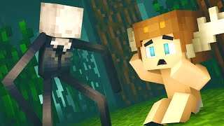 Minecraft - Who's Your Daddy? - SLENDERMAN !?