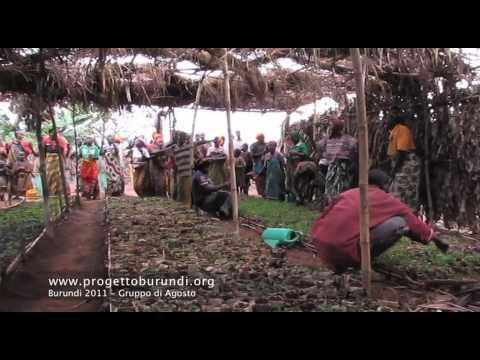 BURUNDI 2011 - Progetto per la costruzione di un ospedale a Gasorwe - BURUNDI - Gruppo di Agosto