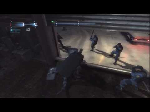 Batman Arkham Origins Walkthrough Part 15: Analyzing Corpse in GCPD Morgue