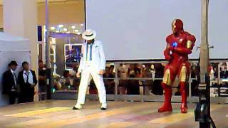 Michael Jackson VS IronMan.mp4