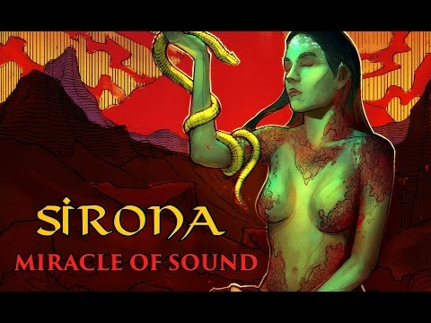Miracle Of Sound - Sirona (Celtic Metal song)